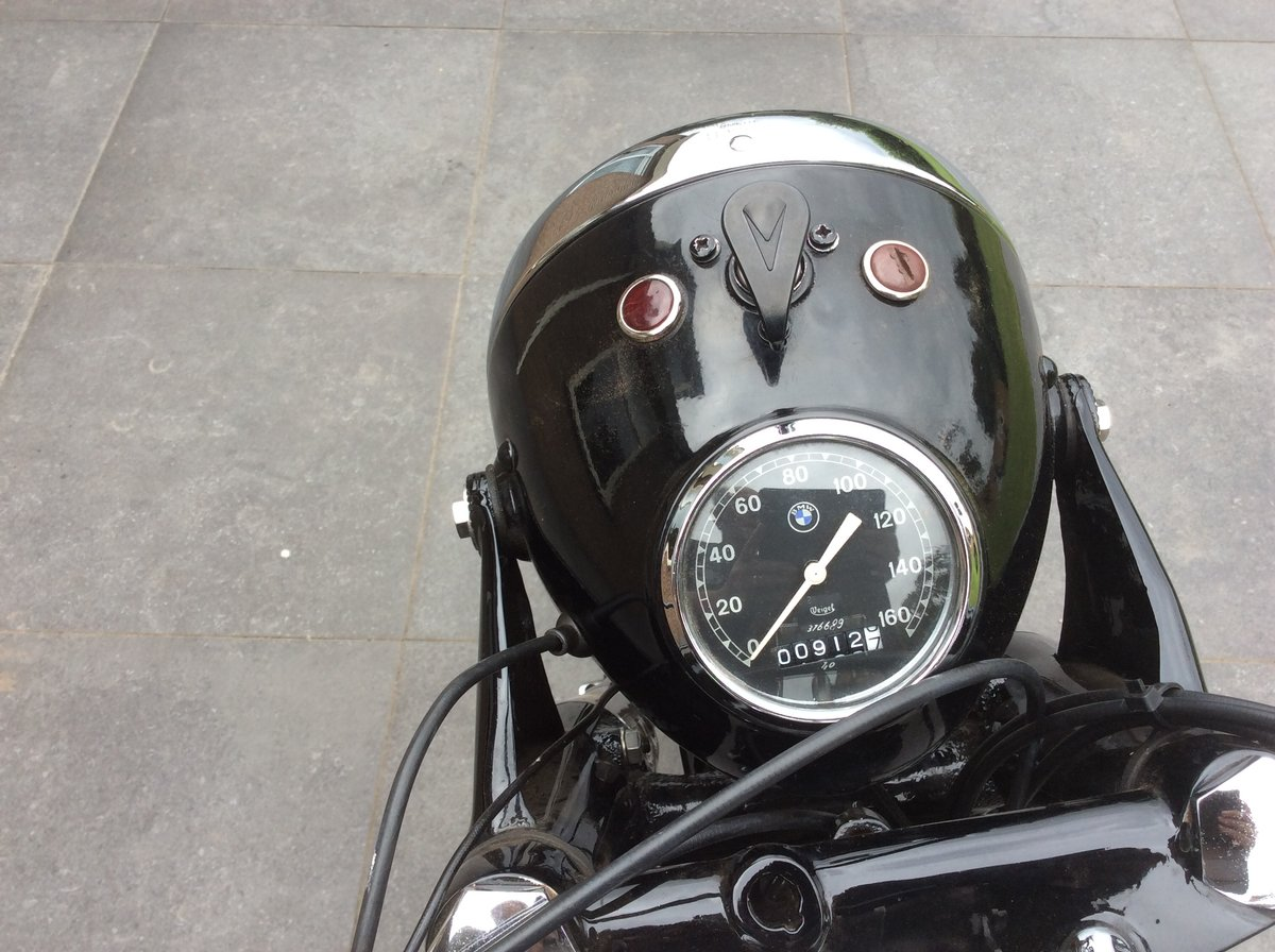 1939 BMW R 61 For Sale (picture 4 of 6)