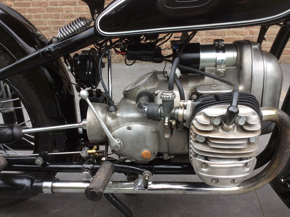 1939 BMW R 61 For Sale (picture 6 of 6)