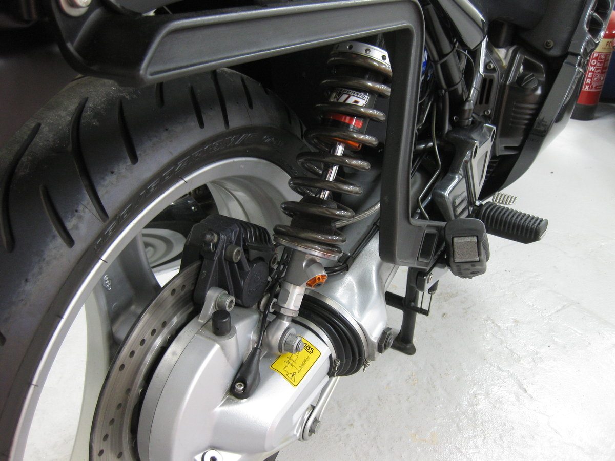 1997 BMW K1100RS Low Recorded Mileage For Sale (picture 4 of 6)