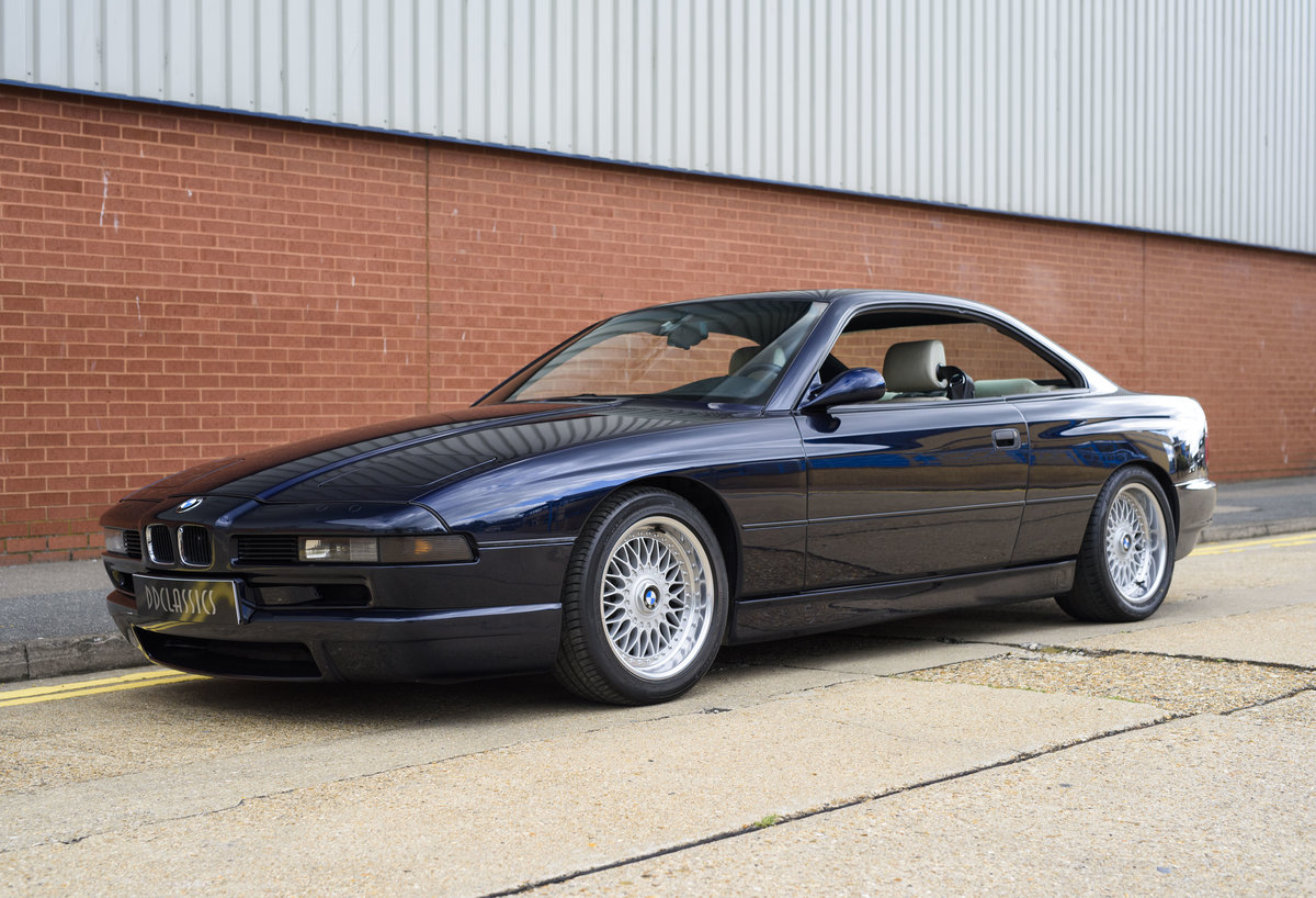 1993 BMW 850 5.6 V12 CSi Powered by M Power 6 Speed Manual  For Sale (picture 1 of 24)