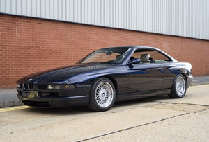 1993 BMW 850 5.6 V12 CSi Powered by M Power 6 Speed Manual
