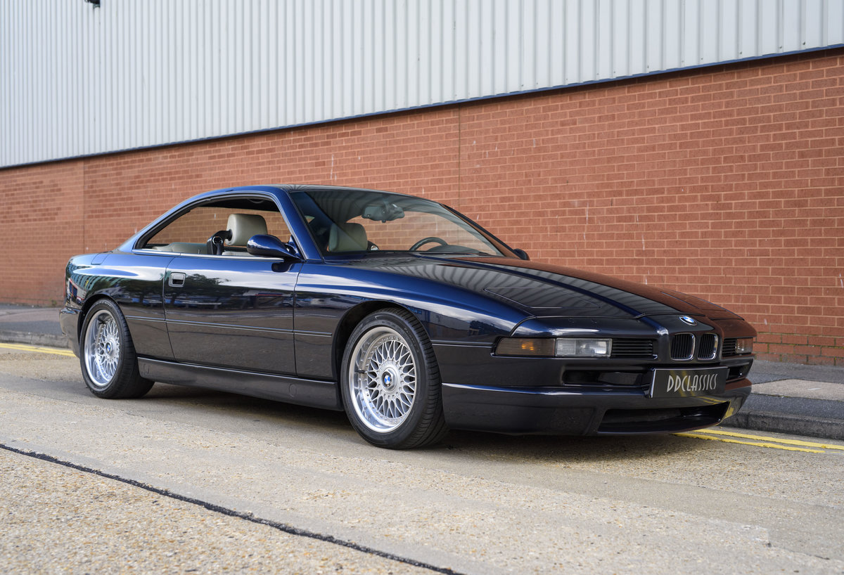 1993 BMW 850 5.6 V12 CSi Powered by M Power 6 Speed Manual  For Sale (picture 2 of 24)
