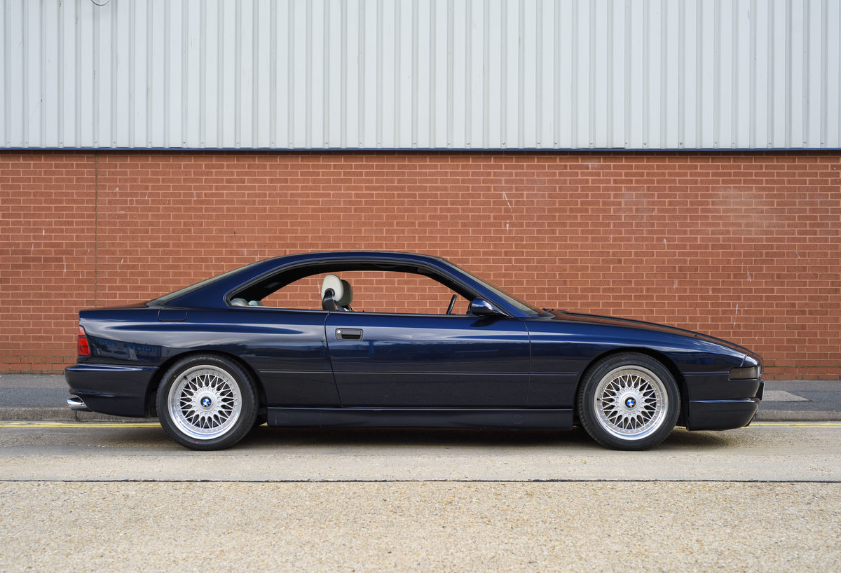 1993 BMW 850 5.6 V12 CSi Powered by M Power 6 Speed Manual  For Sale (picture 5 of 24)