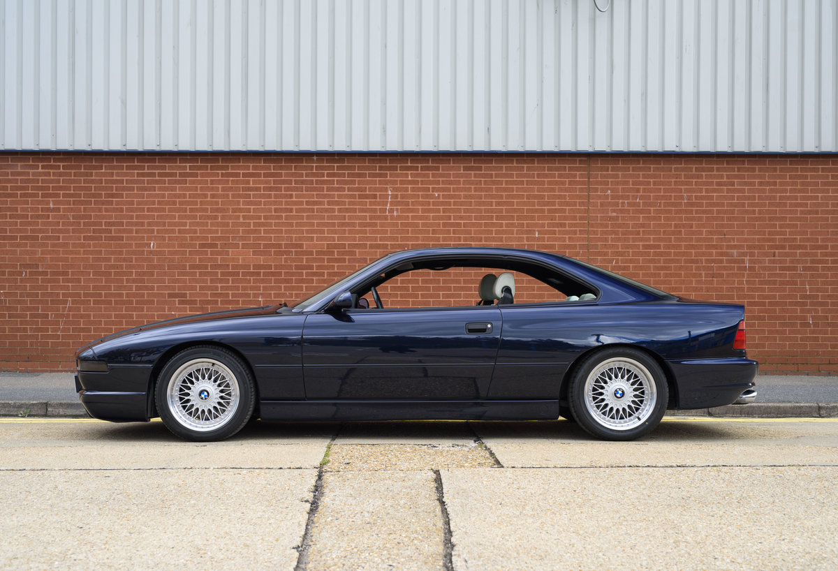 1993 BMW 850 5.6 V12 CSi Powered by M Power 6 Speed Manual  For Sale (picture 6 of 24)