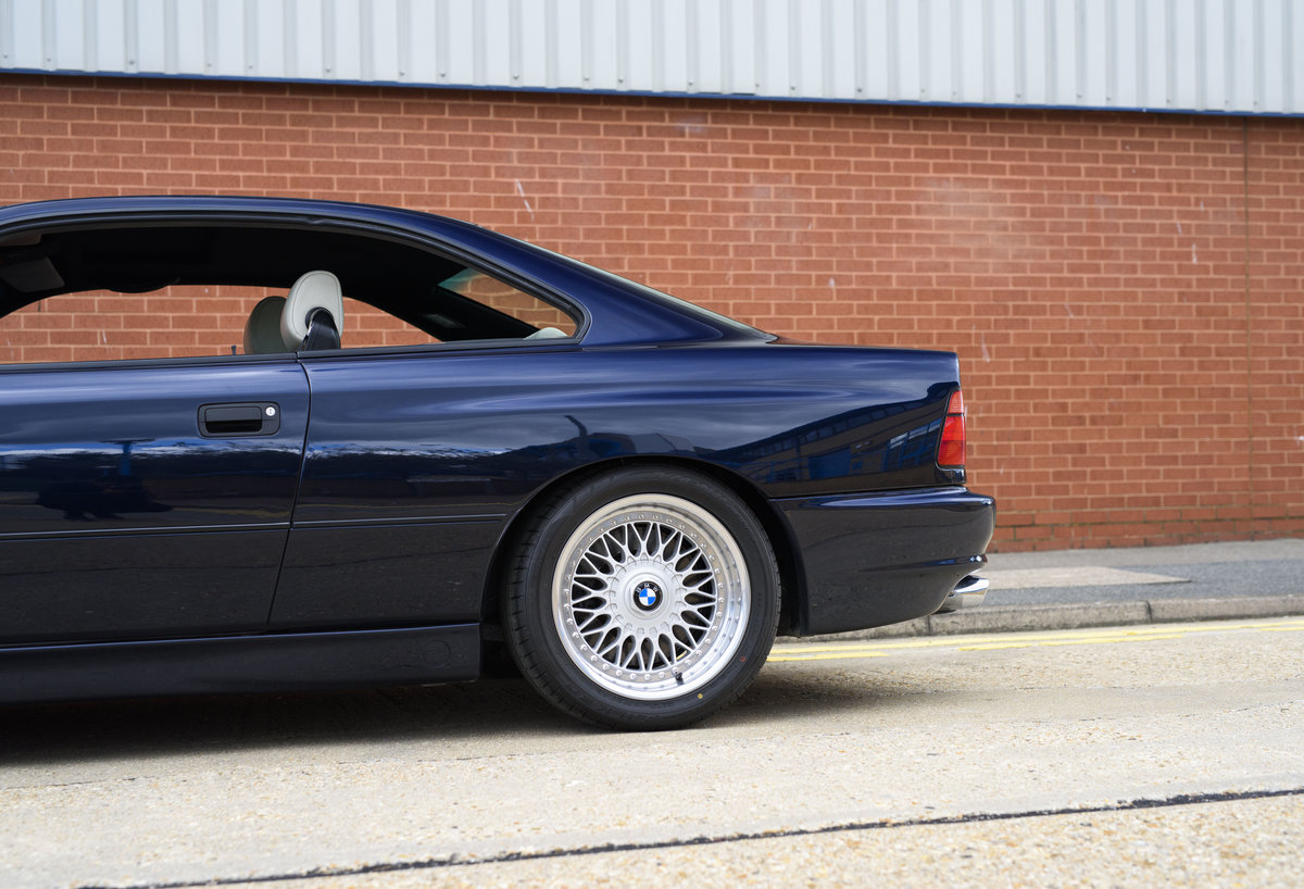 1993 BMW 850 5.6 V12 CSi Powered by M Power 6 Speed Manual  For Sale (picture 10 of 24)