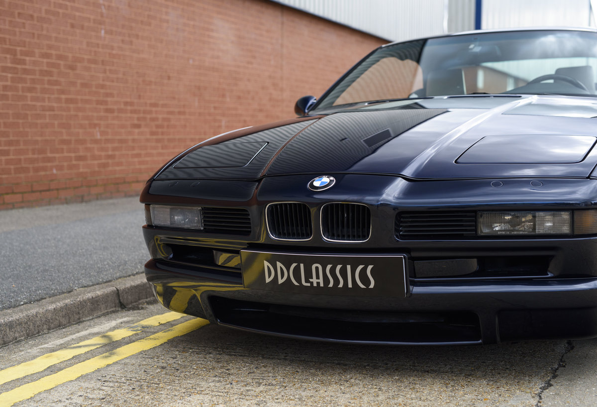 1993 BMW 850 5.6 V12 CSi Powered by M Power 6 Speed Manual  For Sale (picture 11 of 24)