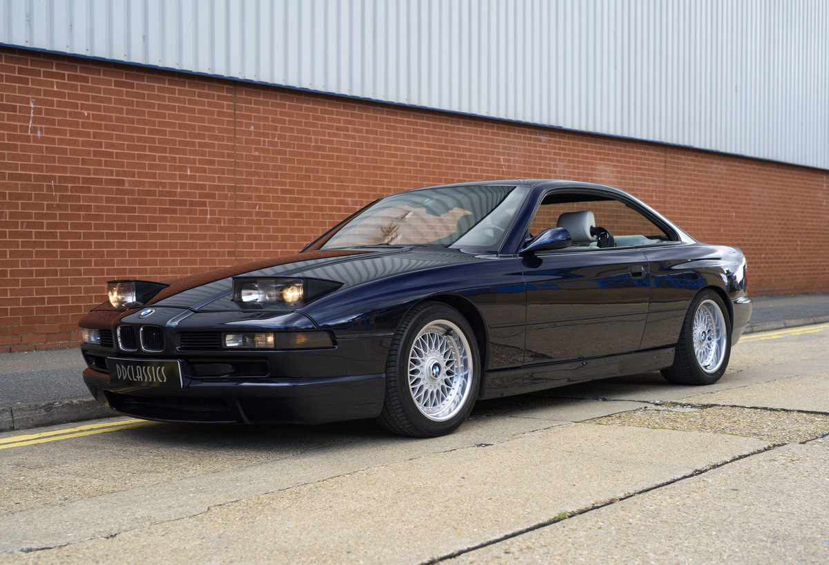1993 BMW 850 5.6 V12 CSi Powered by M Power 6 Speed Manual  For Sale (picture 13 of 24)