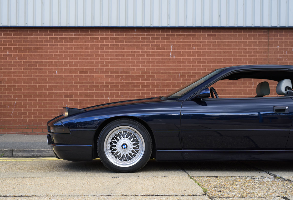 1993 BMW 850 5.6 V12 CSi Powered by M Power 6 Speed Manual  For Sale (picture 14 of 24)