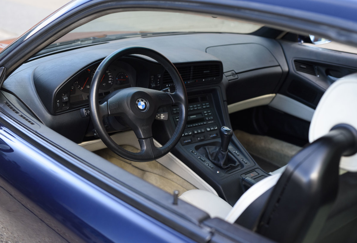 1993 BMW 850 5.6 V12 CSi Powered by M Power 6 Speed Manual  For Sale (picture 15 of 24)
