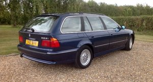 1999 BMW 523i SE Touring low miles