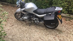 2004 R850R withBMW Panniers SOLD