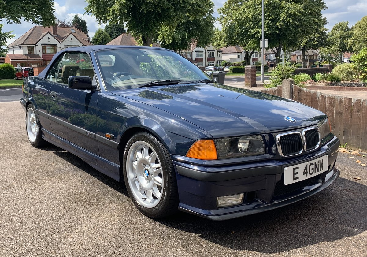 1995 BMW E36 320i Auto Convertible For Sale | Car And Classic