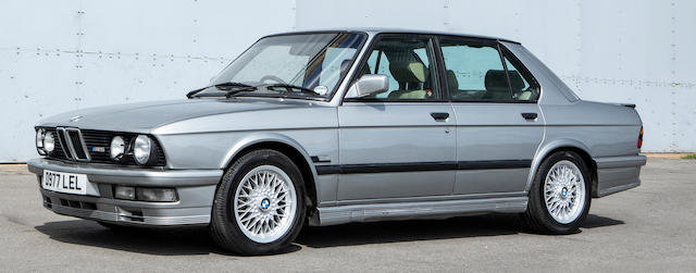 1986 BMW M5 'E28' SALOON For Sale by Auction