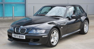 2000 BMW Z3M COUPÉ For Sale by Auction
