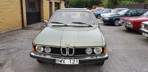 1978 BMW 733i perfect classic car LHD For Sale