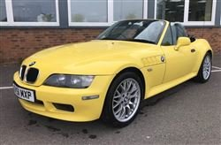 2001 Z3 1.9 Roadster - Barons Friday 20th September 2019 For Sale by Auction