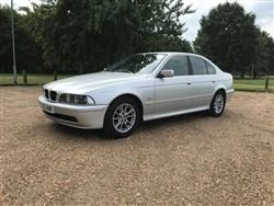 2002 E39 520i SE - Barons Friday 20th September 2019 For Sale by Auction