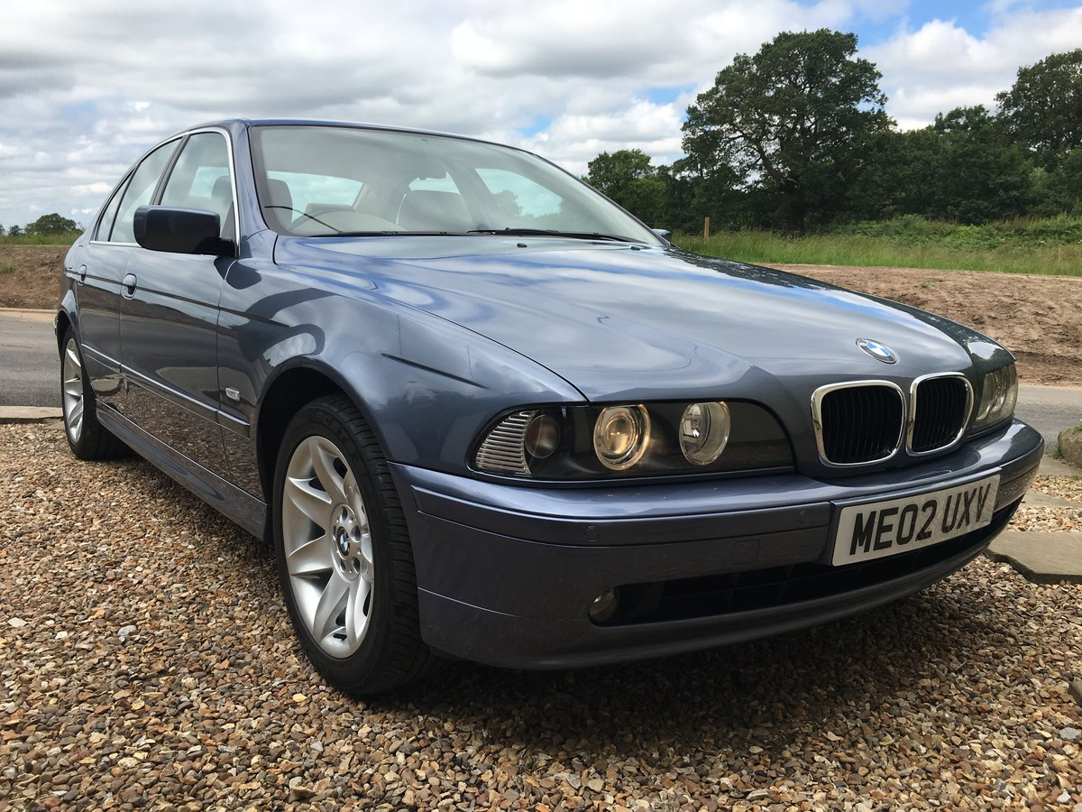 2002 BMW 525i SE Automatic (E39) For Sale (picture 1 of 6)
