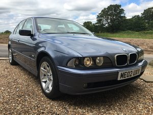 2002 BMW 525i SE Automatic (E39) For Sale