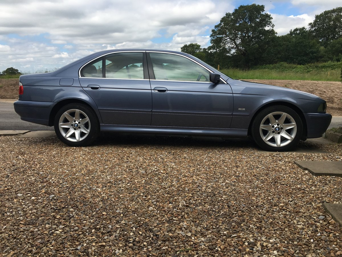 2002 BMW 525i SE Automatic (E39) For Sale (picture 3 of 6)