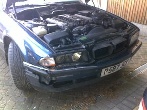 1997 BMW 7 Series V12 Monster ! For Sale