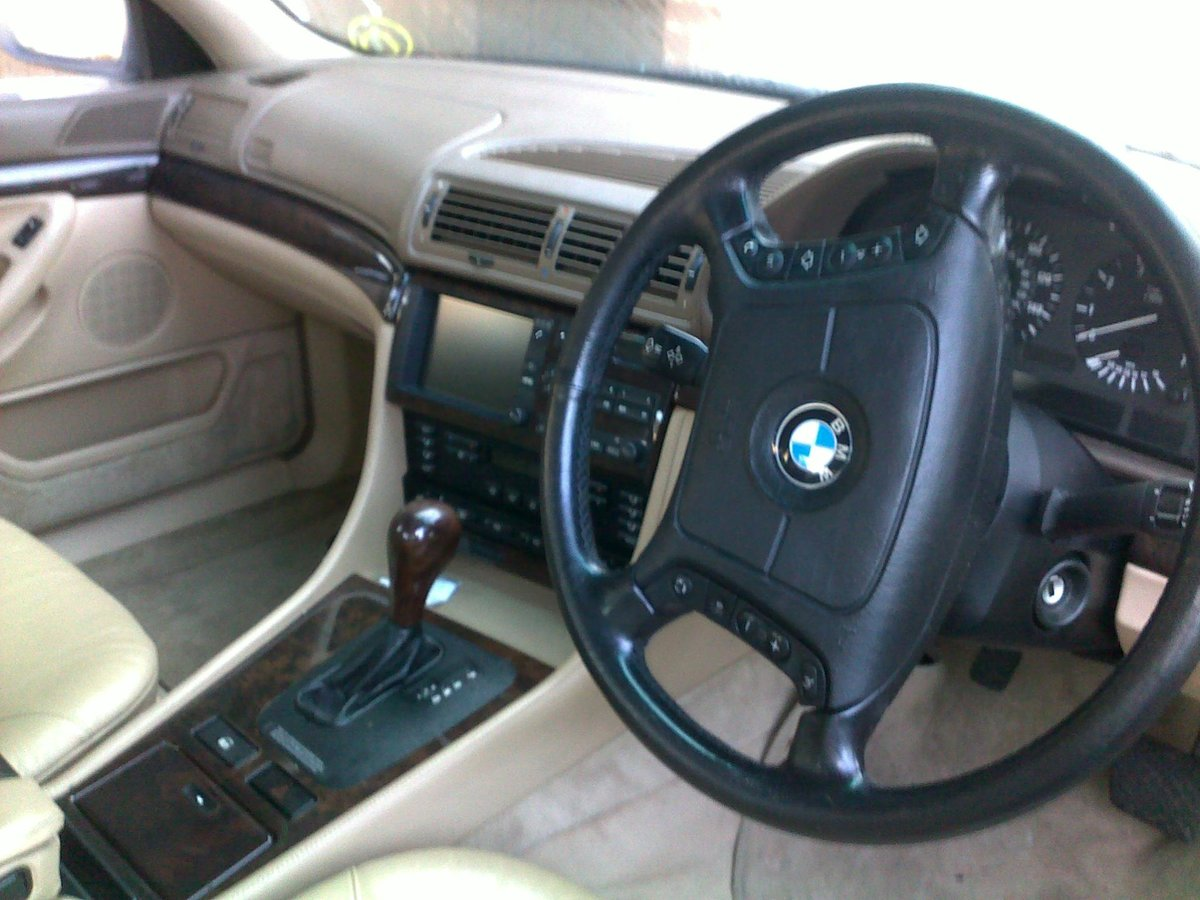 1997 BMW 7 Series V12 Monster ! For Sale (picture 2 of 6)