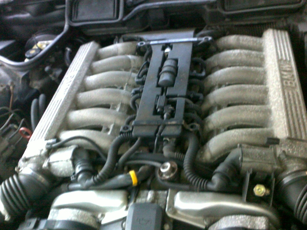 1997 BMW 7 Series V12 Monster ! For Sale (picture 3 of 6)