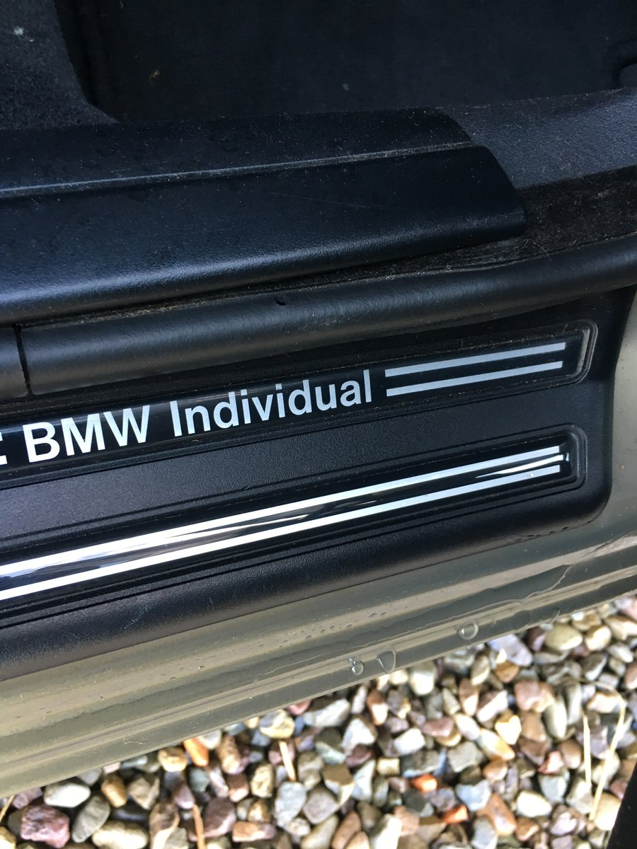 2002 BMW E46 Very rare specification For Sale (picture 4 of 6)