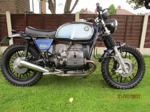 1980 BMW R100 Scrambler For Sale