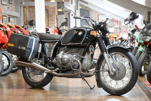 1972 BMW C Evolution R75S Complete with Luggage For Sale