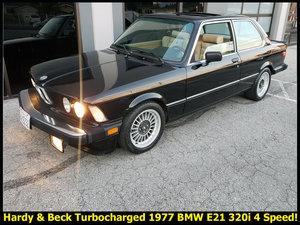 1977 BMW 3-Series 320i Very Rare TurboCharged Beck $obo