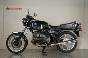 1993 BMW R 65, 645 cc, 27 hp