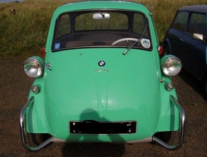 1960 BMW ISETTA BUBBLE CAR LHD FULLY RESTORED  For Sale