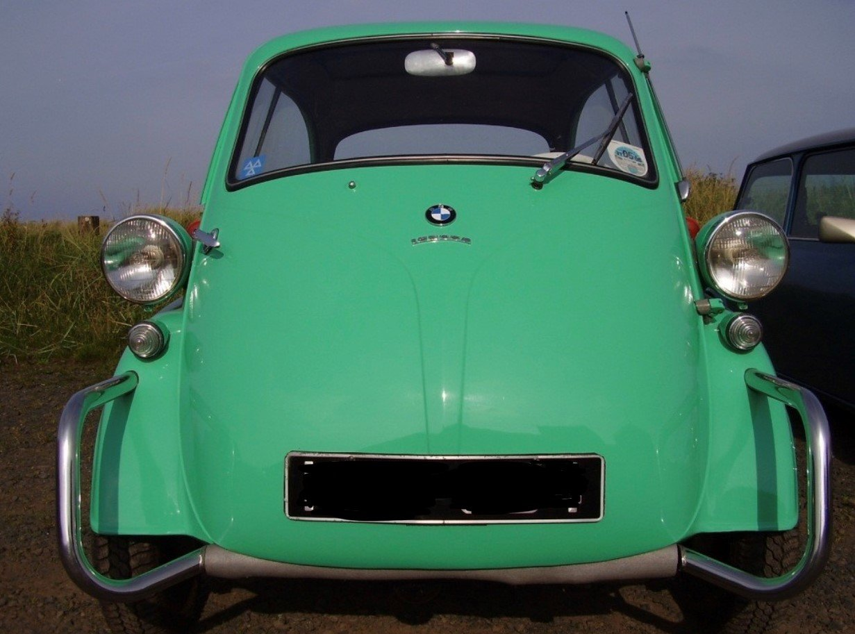 1960 BMW ISETTA BUBBLE CAR LHD FULLY RESTORED  For Sale (picture 3 of 5)