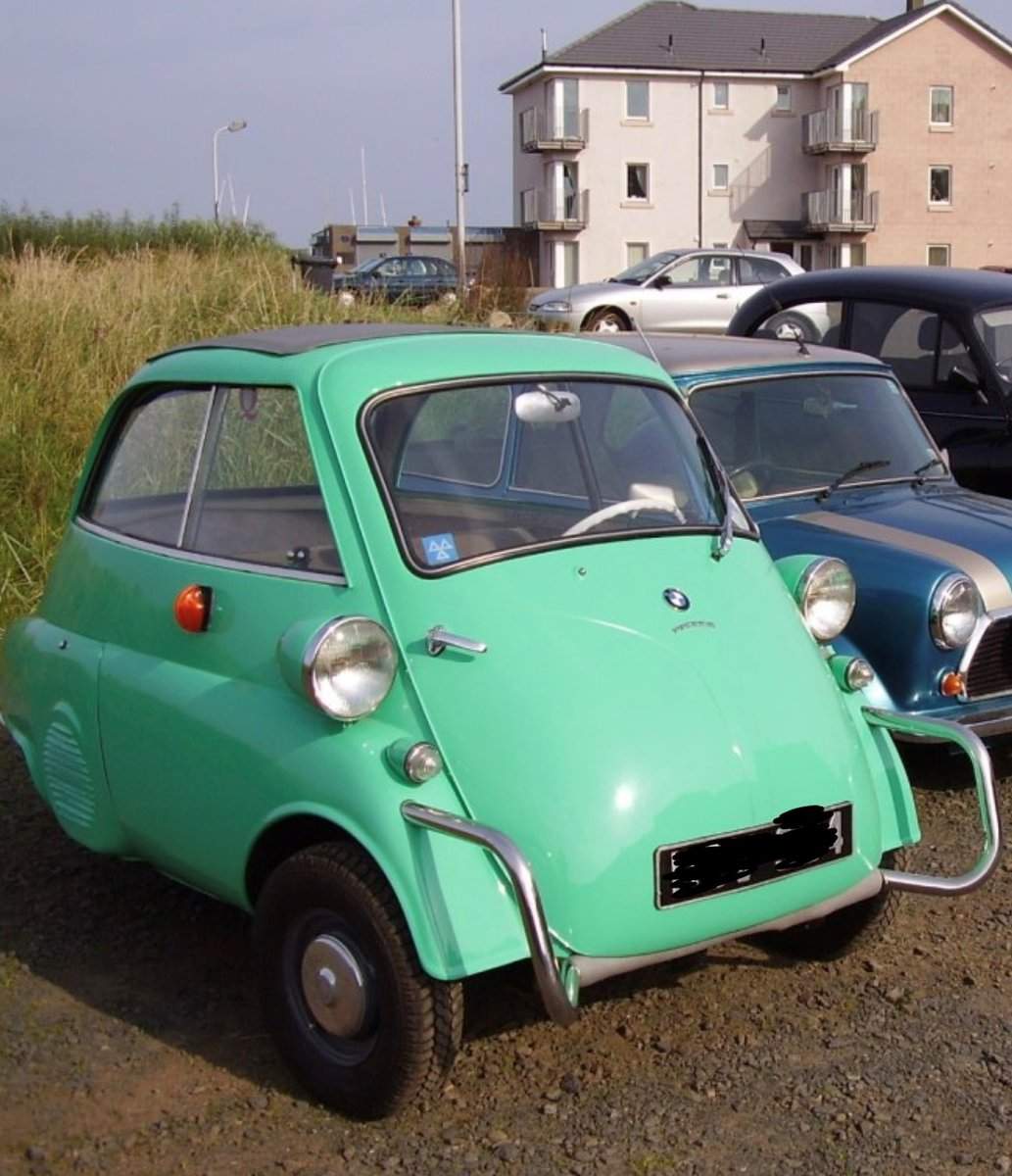 1960 BMW ISETTA BUBBLE CAR LHD FULLY RESTORED  For Sale (picture 5 of 5)