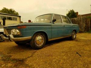 1967 BMW neue klasse
