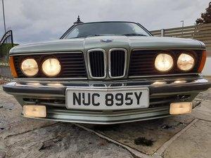 1982 BMW 635 CSI For Sale