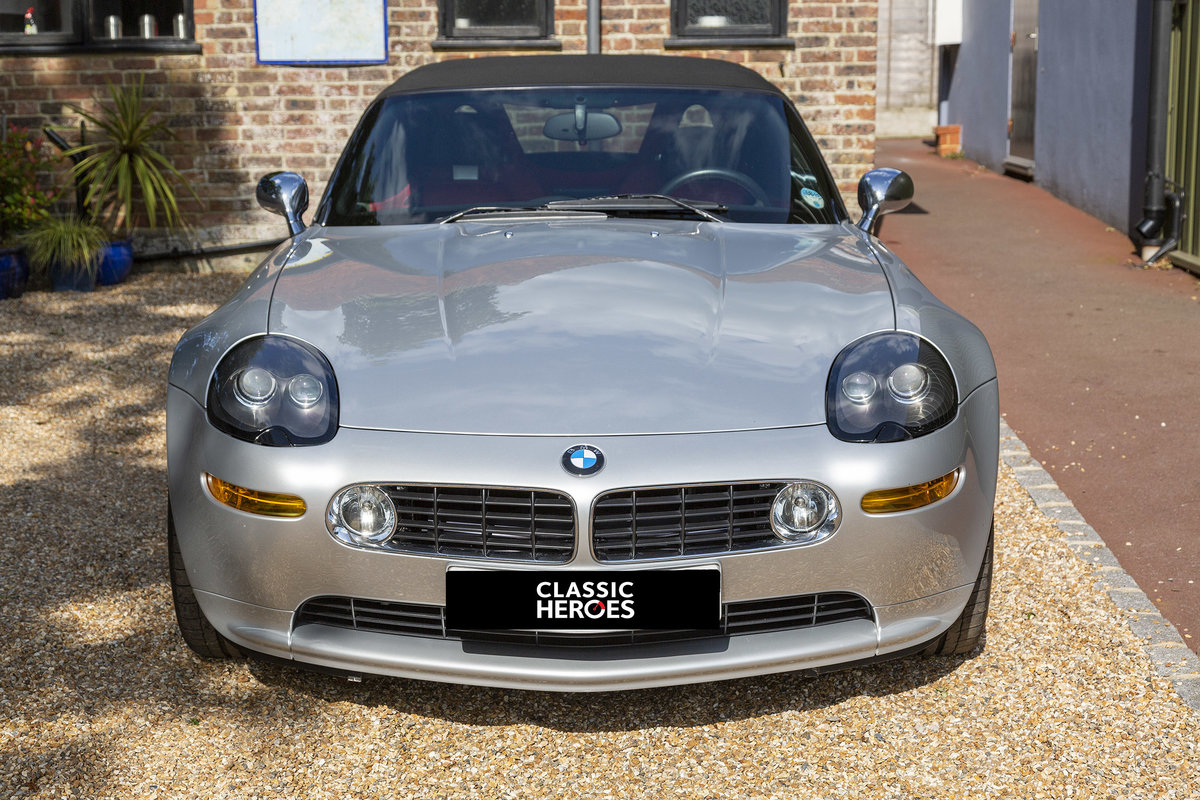 2002 BMW E52 Z8 Roadster For Sale (picture 1 of 6)