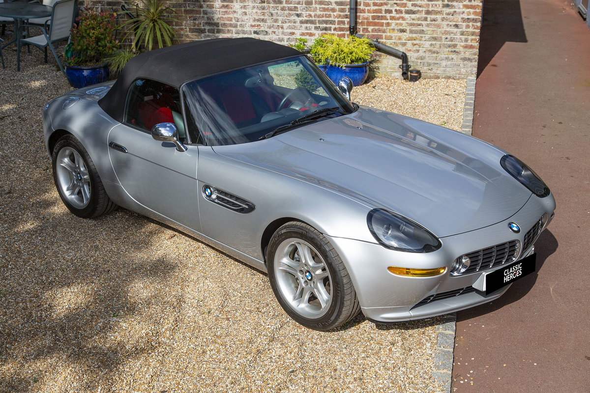 2002 BMW E52 Z8 Roadster For Sale (picture 2 of 6)