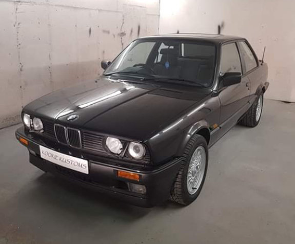 Bmw 325i Se - Full Bmw Service History- 1988 For Sale (picture 1 of 6)