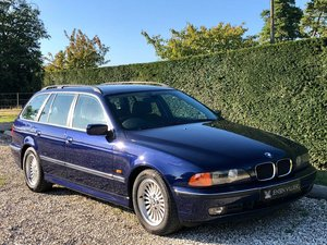 1998 BMW 528i Touring **1 Professor Owner to 2018, M Sport Spec** SOLD