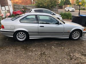 1998 BMW 323i coupe, e36, 75k, service history  For Sale