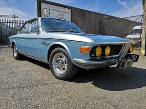 1972 BMW 3.0cs stunning left hand drive