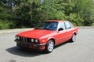 1986 BMW 325E (S52-Powered) M Power Swap Euro-specs For Sale