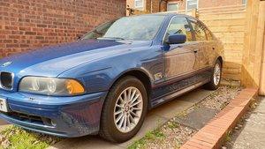 2001 BMW 525i 2.5 Litre Petrol Auto