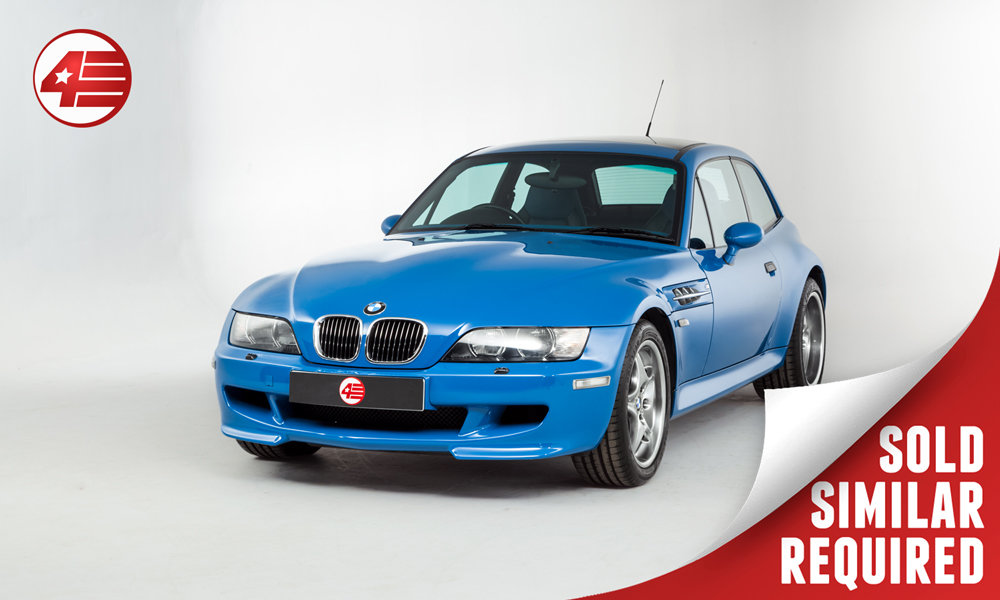 2002 BMW Z3M Coupe S54 /// Rare Laguna Seca /// 33k Miles SOLD (picture 1 of 3)