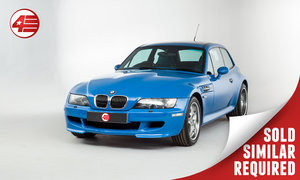 Picture of 2002 BMW Z3M Coupe S54 /// Rare Laguna Seca /// 33k Miles SOLD