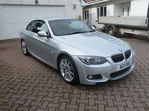 2010 BMW 330d M Sport Convertible 1 Owner