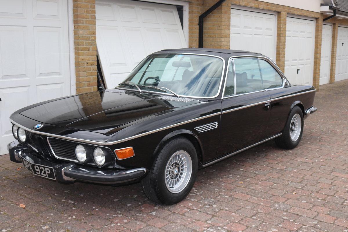 1975 BMW 3.0 CSI E9.  For Sale (picture 1 of 6)