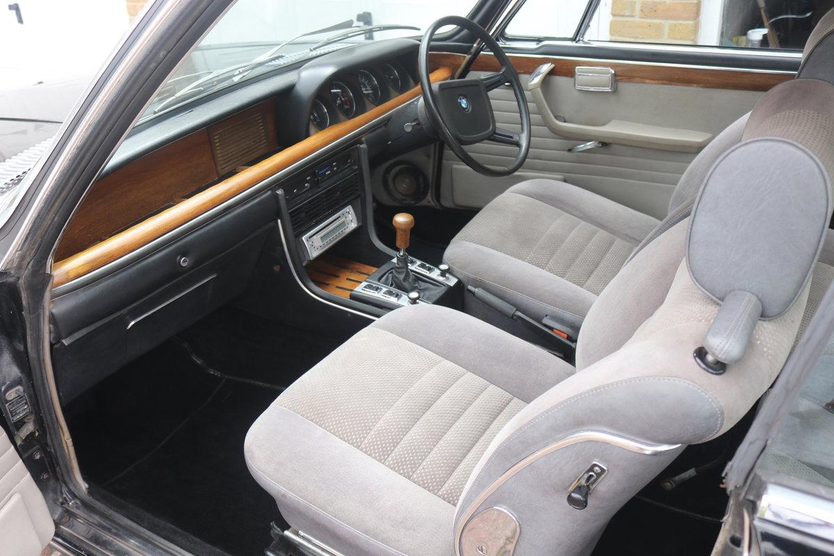 1975 BMW 3.0 CSI E9.  For Sale (picture 5 of 6)